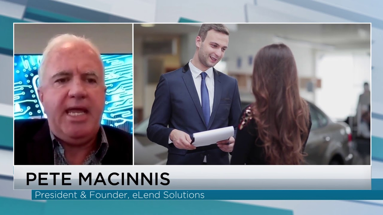 CEO Pete MacInnis talks digital retailing