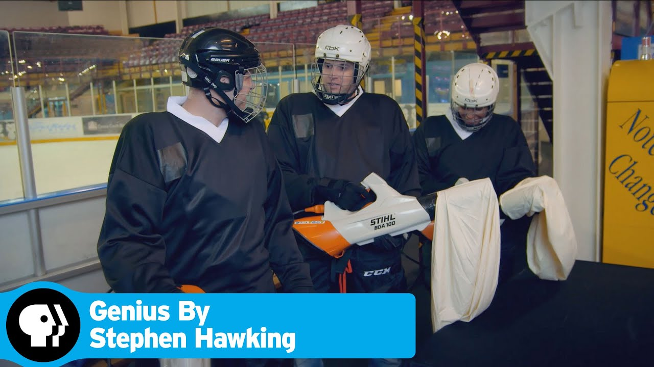 Download GENIUS BY STEPHEN HAWKING | Replicating the Big Bang on Ice | PBS