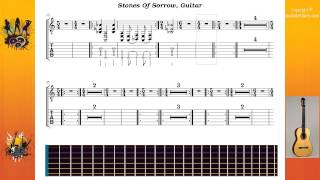 Stones Of Sorrow - Nile - Guitar