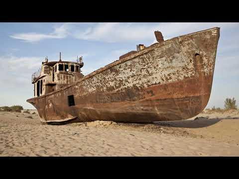Почему исчезает Аральское море?