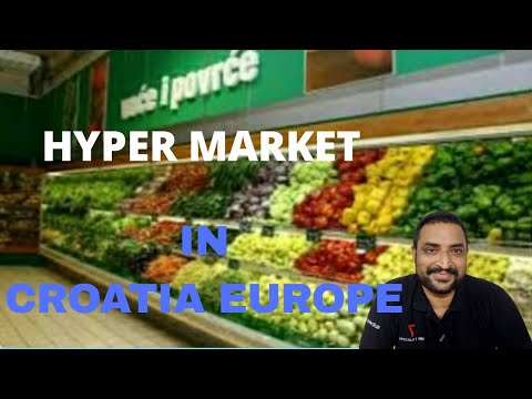 GOLDEN OPPORTUNITY : HIRING FOR A REPUTED HYPER MARKET IN CROATIA, EUROPE II EMPLOYMENT VISA