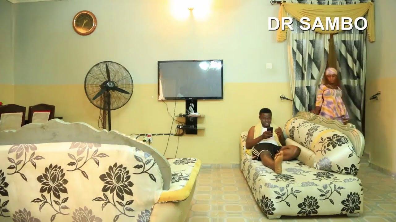 Download Musha Dariya Kalli Yadda Matar Dr Sambo Tayi - Arewa Comedians