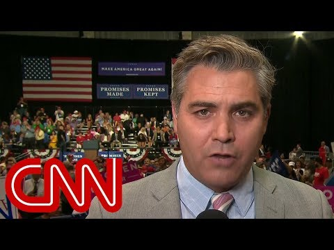 CNN reporter Jim