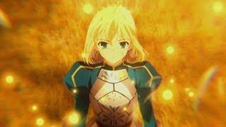 【PSvita】Fate/stay night [Realta Nua] セイバールートOP