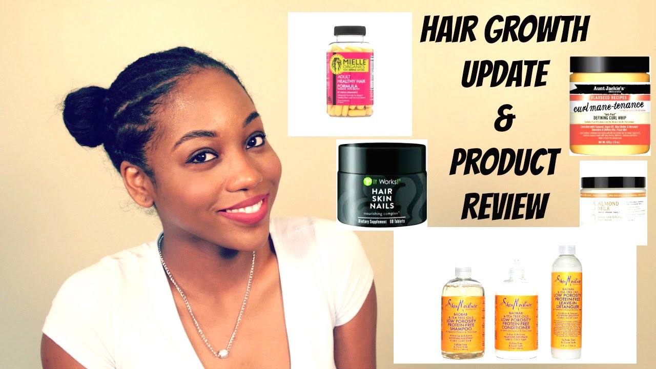 It works Hair Skin and Nails Final Review + Mielle Organics Vitamins ...
