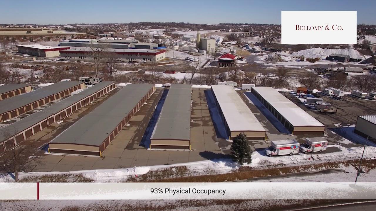 Cornerstone Storage Omaha Nebraska