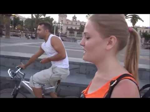 Las Chicas Rusas Ligando En Barcelona