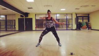 Dip and Roll | Zumba with Sofia