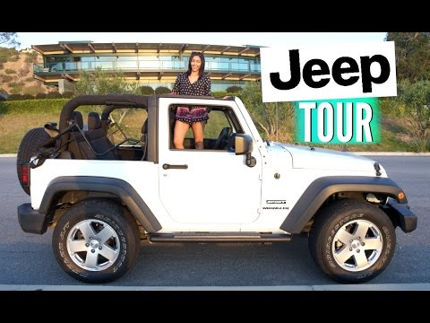 MY CAR TOUR | JEEP WRANGLER