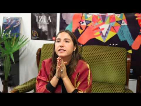 Entrevue Ïzia Higelin Izia