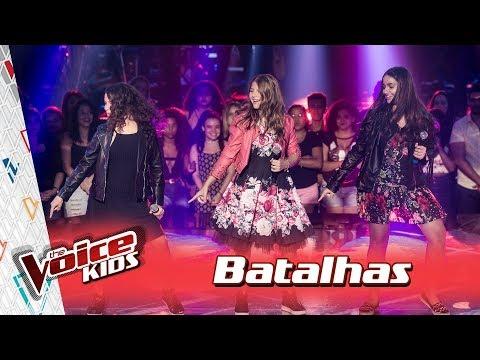 Eduarda, Livia e Lúcia cantam 'Sorry Not Sorry' nas Batalhas – TVK Brasil | 3ª T