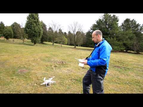Using Drones for Environmental Surveying