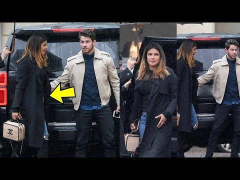 PREGNANT Priyanka Chopra looks so happy when hubby Nick Jonas takes care of her
