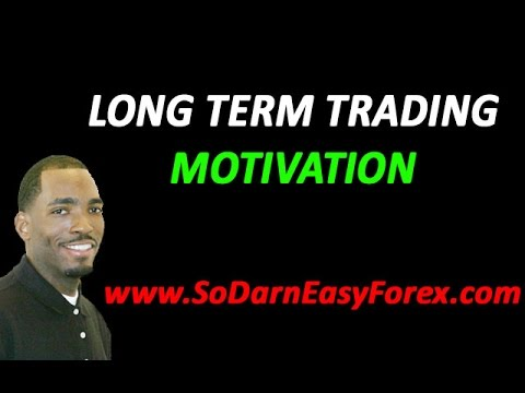 Day trading vs long term forex