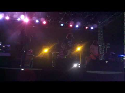 Desaparecidos - Greater Omaha @ Maha Music Festival in Omaha, NE 8/12/2012