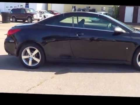 2007 Pontiac G6 Gt Coupe Hard Top Convertible Full Review By Carmart Net Of Fergus Falls