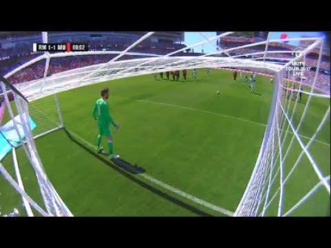 David De Gea vs Real Madrid 2017 • Real Madrid vs Manchester United 2017