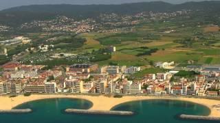 Calonge-Sant Antoni des de l'aire