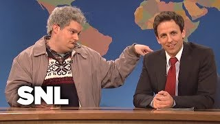 Weekend Update: Drunk Uncle on the Holidays - SNL