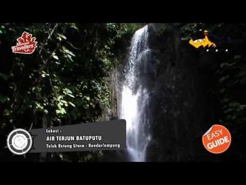 EXPLORE LAMPUNG - Batu Putu Waterfall, Teluk Betung Utara Bandarlampung (Easy Guide)