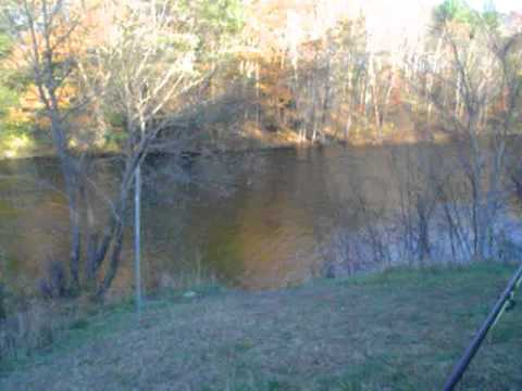 Easy access fly fishing spot maine youtube for Trout fishing spots near me