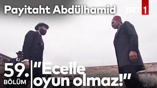 Halil Halid Düşmanı Terbiye Ediyor! I Payitaht Abdülhamid 59.Bölüm