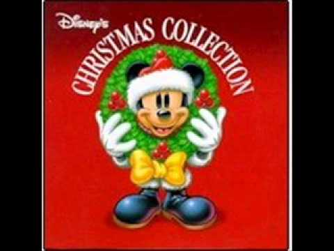Disney Christmas Collection - Here We Come A Caroling