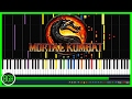 IMPOSSIBLE REMIX Mortal Kombat Theme mp3