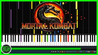 Repeat youtube video IMPOSSIBLE REMIX - Mortal Kombat Theme