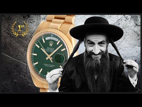 Какие часы выбрать? Совет старого Еврея или сколько золота в часах Rolex Day-Date 18238!
