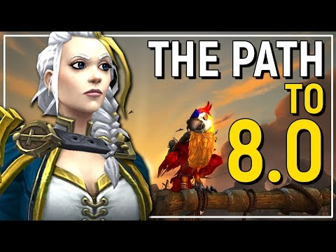 Battle for Azeroth Beta & Release Date |...