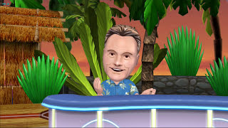 Wheel of Fortune (Wii Edition) Gameplay - Episode #3: Pat Sajak Bankrupts