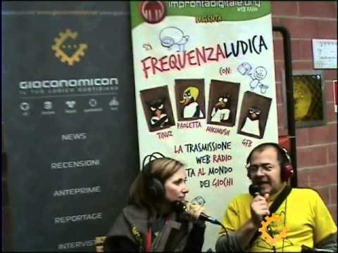 GN Interview: Intervista a Giovanni Lumini durante PLAY 2011