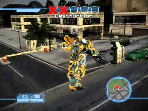 Transformers the game free download ( via torrent ) autobot.