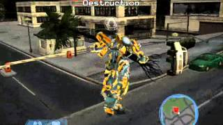 Transformers the Game FREE DOWNLOAD ( VIA TORRENT ) - Autobot