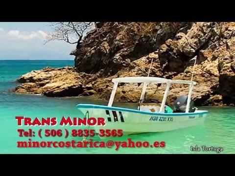 TRANS MINOR (  ESPAÑOL ) COSTA RICA