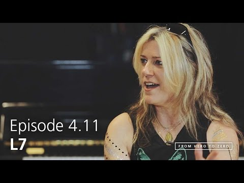 EPISODE 4.11: L7's Donita Sparks talks legacy, the power of social media and their documentary