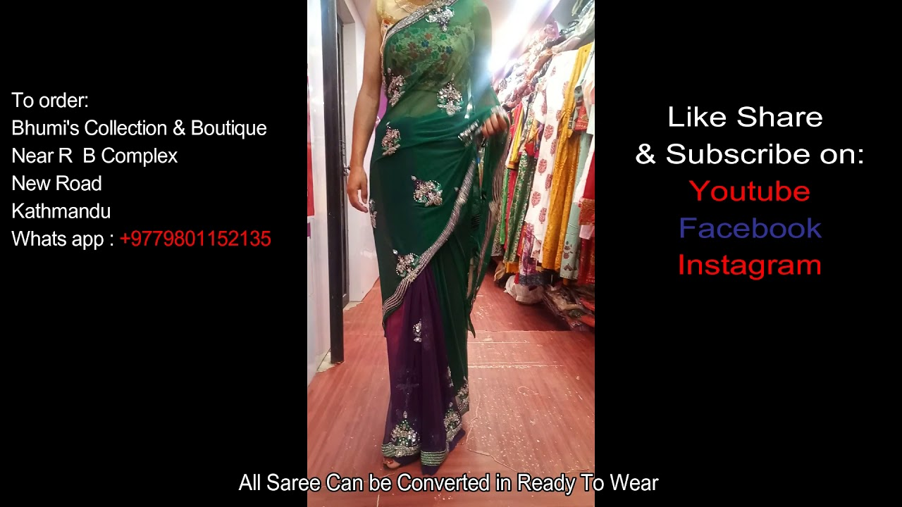 9a6a8b7918 Bhumi's Collection & Boutique | Change your DREAM into REALITY !!