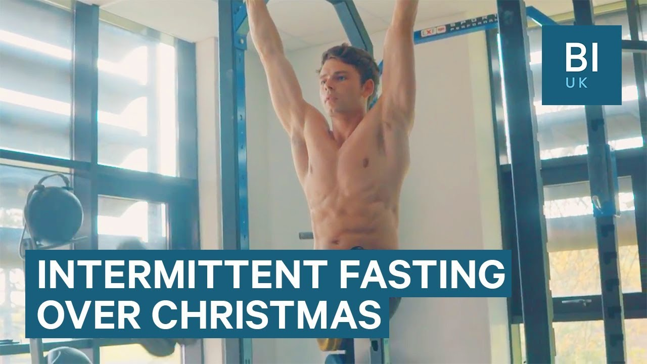 Personal trainer Max Lowery on intermittent fasting at Christmas