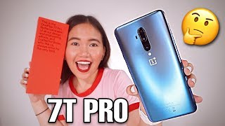 ONEPLUS 7T PRO REVIEW & UNBOXING: THIS IS IT!