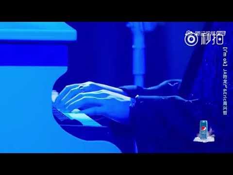I'm OK - JA And Eric Zhou Performance @ Chao Yin Zhan Ji