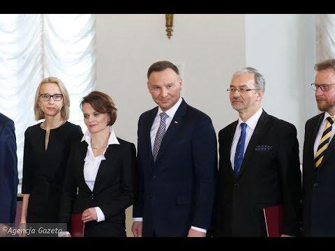 Rekonstrukcja rządu Morawieckiego. Kim są nowi ministrowie?