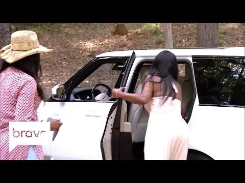 RHOA: Kenya Moore Storms Out on Cynthia Bailey (Season 9, Episode 12) | Bravo