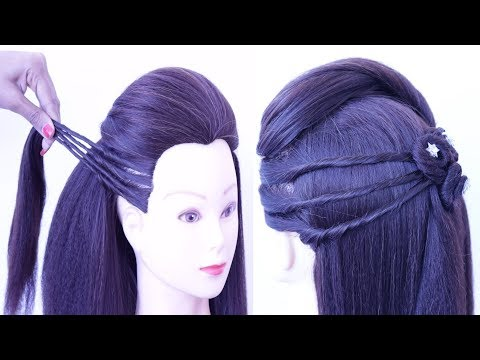 Valentine Day Special Hairstyles New Hairstyle For Girls