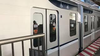 東京メトロ日比谷線13000系13133F南千住行き中目黒駅発車