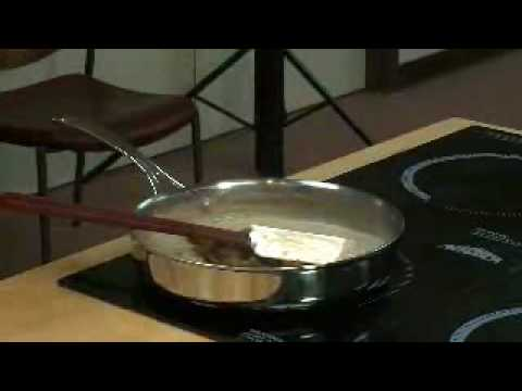 How To Cook Israeli Couscous Pudding.-- Look What's Cookin'- Culinary Institute Of Virginia