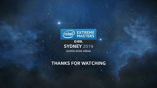 Live: IEM Sydney - OCE Closed Qualifier