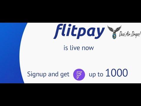 FlitPay Exchange Airdrop