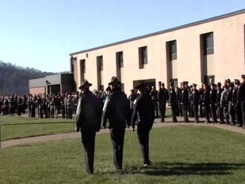 West Virginia State Police Basic Graduating Class 156th