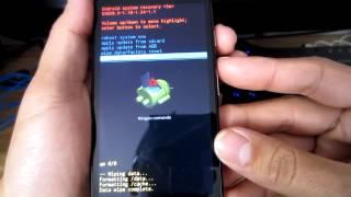 Hard Reset Cualquier Motorola | Restablecer Dispositivo (Borrar todo) Facil y Rapido